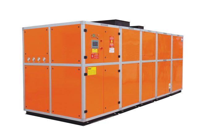 贝博恒温除湿热泵-QW/卧式